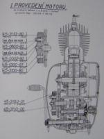 Nákres motoru