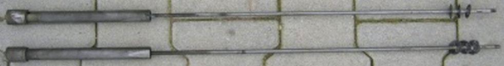 Pístek s táhlem třetího provedení vidlice