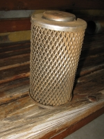 Drátěnkový filtr 355/356 druhého provedení