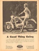 Jawa USA 1966