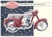 JJawa-ČZ 250/353 27.4.1955