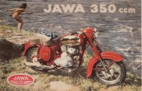 Jawa-ČZ 350/354.03 1958