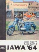 Jawa-ČZ 350/354.04 1964 USA
