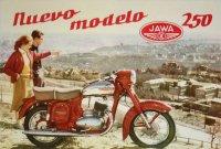 Jawa-ČZ 250/353.04 1957 Italsky
