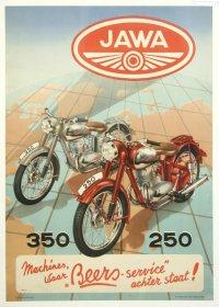 Jawa 250 a 350