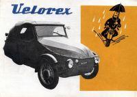 Reklamní leták Oskar-Velorex 16/250
